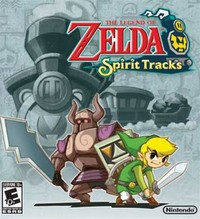 The Legend ​of Zelda: Spirit Tracks​