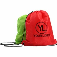 Cinch Up Backpack (Drawstring)