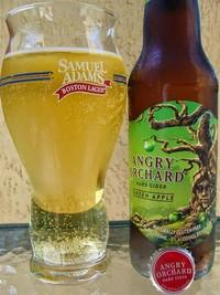 ** Angry Orchard Hard Cider Review **
