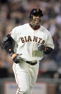 Barry Bonds​