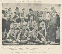 Number Four: Sheffield Wednesday - 1867