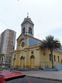 Immaculate Conception Cathedral, Iquique