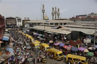Lagos, Nigeria – 21 Million