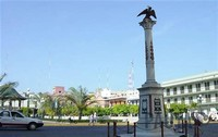 Centennial Monument to Tampico