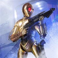 An Assassin Version of a Protocol Droid