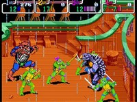 Teenage ​Mutant Ninja Turtles: Turtles in Time​