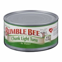 Light Canned Tuna in Water