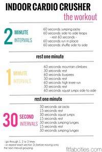 Aerobic Interval Training