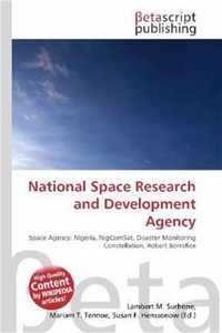 National ​Space Research and Development Agency​
