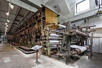 LVR Industrial Museum Paper Mill Old Dombach
