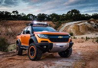 Chevrolet ​Colorado​