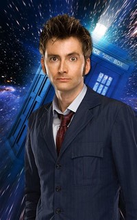 David Tennant (The Tenth Doctor, 2005-2010)