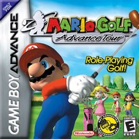 Mario Golf: ​Advance Tour​