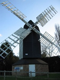 Cromer Windmill, Ardeley