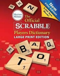Official ​Scrabble Players Dictionary​