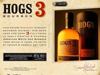 Hogs Bourbon 3 YO