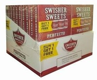 Number 1: Swisher Sweet Cigarillos Perfecto