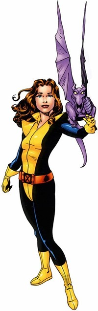 Kitty Pryde​