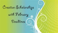 Creative Scholarships