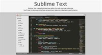 Sublime Text 2 ($70 one-Time)