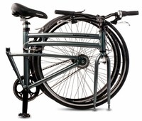 Montague Boston Folding Bike