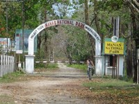 Manas ​National Park​