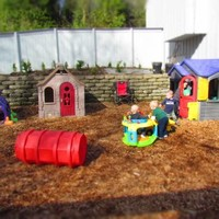 Kid's Kastle Playground