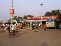 KATHI BUS STAND