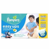 Pampers Easy Ups Training Pants Disposable Diapers