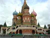 Saint Basil's ​Cathedral​