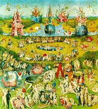 The Garden of ​Earthly Delights​