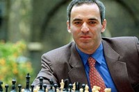 Garry Kasparov (IQ Score of 194)