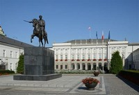 Presidential Palace, Warsaw