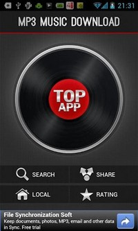 4) MP3 Music Download Pro