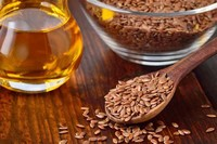 Flax Seeds or Flax oil