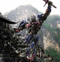 Transformers: ​Age of Extinction​