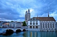 Free Walking Tours Zurich