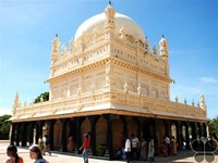The Great Tippu Sultan's Tomb