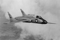 Vought F7U ​Cutlass​