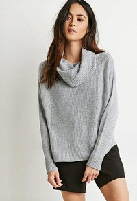 The Cowl Neck