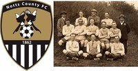 Number One: Notts County - 1862