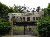 HOME OF THE VINTAGE GLASSES MUSEUM