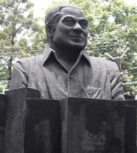 Statue Of S K Pottakkad