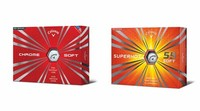 Callaway Chrome Soft (Best Entry-Level Premium Ball)