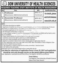 Dow ​University of Health Sciences​