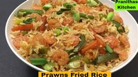 Lightened Shrimp Fried Rice
