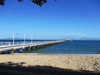 Jetty At Picnic Bay, Magnetic Island,