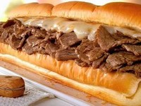 2/17 Steak and Cheese