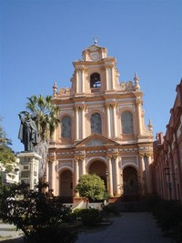 Templo San Francisco. Catamarca