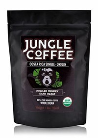 Jungle Coffee Howler Monkey